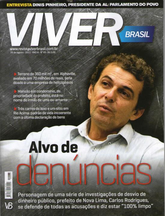 A revista recebeu a informação da proibição da circulação três dias depois da decisão, que saiu no dia 6 de setembro, e teve que recolher os exemplares que estavam nas bancas.