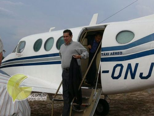 Lupi mentiu para o Planalto ao negar viagem no King Air - O Globo