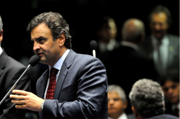 Aécio Neves: seandor